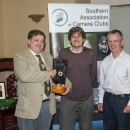 SACC Chairman pictured with judges Tim Pile & Brian Hopper
