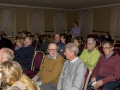 Audience members at Ray Spence Carlow presentation