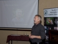Ray Spence FRPS presenting his talk in Carlow