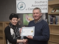 SACC Chairman Richie Dwyer pictured with Natalja Murphy from Wexford Camera Club - 3rd mono print club.jpg