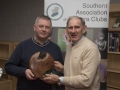 SACC Chairman Richie Dwyer pictured with Roger Jones who won best projected image.jpg