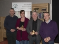 SACC Chairman Richie Dwyer pictured with judges Ciara Drennan, Gabriel O'Shaughnessy, Paul Stanley and some bunnies.jpg