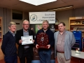 Cork Camera Group (the overall winners) members with Richard Dwyer
