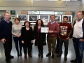 Kilkenny Selection Committee with their 3rd place Certificate