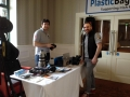 Michael & Richie from Mahers Photographic getting ready to meet photographers