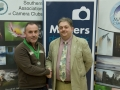 SACC Chairman Bill Power with Martin Kiely