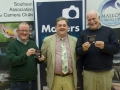 Judge Mark Sedgwick, SACC Chairman Bill Power & Judge Jack Malins