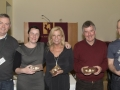 Richie Dwyer-Niamh Whitty-Judy Boyle-Tony McDonnell-Carl Cutland