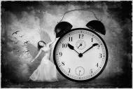 Best Monochrome Print - Paul Reidy  - Pushing Time - Blarney Photography Club