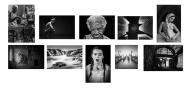 Third Monochrome Print Panel  - Cork Camera Group